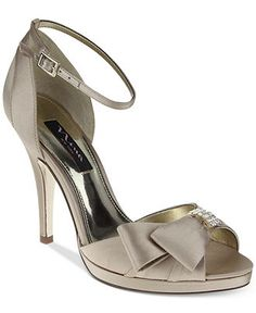 Nina Shoes, Earleen Evening Pumps - Evening & Bridal - Shoes - Macy's $89.00 PERFECT!