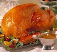 Thanksgiving / Christmas / Easter Turkey Cooking Instructions and Recipe