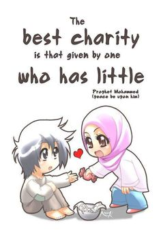 Islamic Quotes About Charity. Charity, one of the five pillars of Islam is a subject that is preached in every religion around the world. It is giving up a portion of your wealth for the needy which generally results in bringing justice in the society. Islamic Quotes, Islamic Teachings, Islamic Inspirational Quotes, Muslim Quotes, Religious Quotes, Islamic Art, Prophet Muhammad Quotes, Quran Quotes, Hindi Quotes
