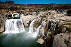 Shoshone Falls   Flickr - Photo Sharing!