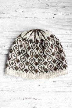 """Schuyler"" Hat < free pattern / cr"
