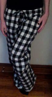Midwest Girl. Big City Style. : DIY Cozy, Comfy PJs