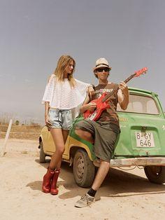 Pasión por la Moda - Polera index, moda Summer Festival