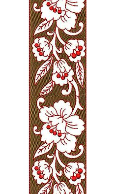 This design also used as Capri Lace Leggings, This is Leggings. Embroidery Suits Design, Lace Embroidery, Machine Embroidery Designs, Embroidery Patterns, Lace Design, Pattern Design, Floral Design, Quilt Border, Lace Border