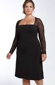 Dress for curvy girls