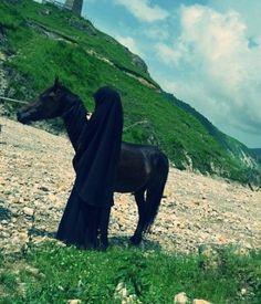 Muslim Girls, Muslim Couples, Muslim Women, Hijab Niqab, Hijab Outfit, Dps For Girls, Hijab Dpz, Niqab Fashion, Love In Islam