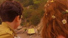 """""""Poetry doesn't always have to rhyme you know, it's just supposed to be creative."""" - Moonrise Kingdom, written by Wes Anderson and Roman Coppola Wes Anderson Movies, Moonrise Kingdom, Great Films, Beautiful Moments, Film Movie, Cinematography, Actors & Actresses, Dreadlocks, My Love"""