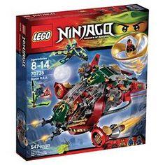 LEGO® Ninjago Ronin REX 70735 : Target-Eddie