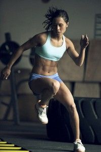 #fitness facts for sculpted, well defined, toned muscles!