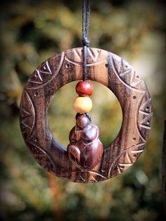 Nursing necklace fertility goddess
