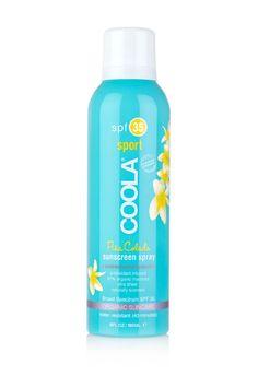 SPF 35 Pina Colada Sunscreen Spray