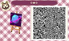 """8bitgoddex: """"Hi!! This is my first QR code :D Feel free to use! Please don't steal it!! """""""