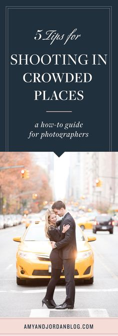 The most important things we learned while shooting an engagement session in Central Park