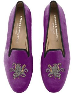 Stubbs & Wooton is the Palm Beach shoe