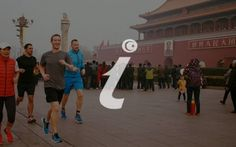 Mark Zuckerberg criticized for running in Beijing without a mask