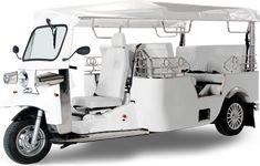 MY eTUK - design your own electric Tuk Tuk!!  I want one!!  #tuktuk #electricvehicles