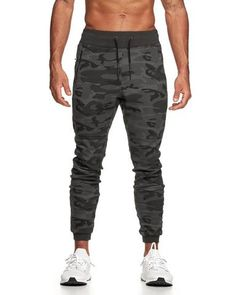 Style:FashionType:SkinnyMaterial:PolyesterLength:LongPattern Type:PlainFit Type:SkinnyWith Belt:NoOccasion:OTTDPackage Include:1*Pants bottom waist inch cm M 26.8 68.1 L 28.3 71.9... Mens Workout Pants, Modern Man, Cargo Pants, Types Of Fashion Styles, Fashion Pants, Mens Fitness, Parachute Pants, Joggers, Take That