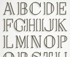 easy lettering for beginners Hand Lettering Alphabet, Doodle Lettering, Creative Lettering, Types Of Lettering, Typography Letters, Lettering Design, Cool Fonts Alphabet, Abc Font, Cool Handwriting Fonts