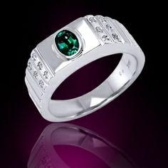 Matador - Mark Henry Jewelry- Natural Alexandrite Stones