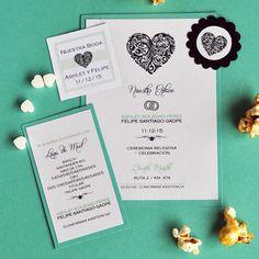 Candy Bar Ashley y Felipe Aquamarine Heart | Punto & Papel - Tarjetería social | Papelería comercial | Artículos de Escritorio | Regalos | Línea Infantil.