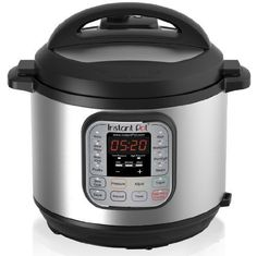 Instant Pot = slow cooker plus. Hm. Hmmm... Around Fr200 including shipping and taxes.
