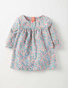 15c2472f472 Boden Super Soft Jersey Dress (Vanilla Pod Primrose