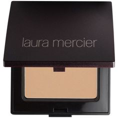 LAURA MERCIER Mineral Pressed Powder SPF 15 (610 ARS) ❤ liked on Polyvore featuring beauty products, makeup, face makeup, beauty, faces, 34. foundation & blush., rich vanilla, pressed powder makeup, spf makeup and compact powder makeup