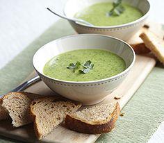 Cool Avocado Soup :: Recipes :: MyPanera