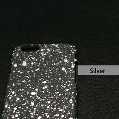 New Style 3D Cover Three-dimensional Stars Ultrathin Frosted Starry Sky Phone Case for iPhone 5 5s SE 6 6S 7 Plus Hard PC Cases
