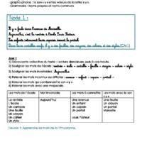CE2 / CM1 : Dictées quootidiennes