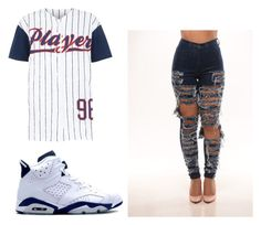 """""""Untitled #4"""" by savannahsernah on Polyvore featuring Parisian and Retrò"""