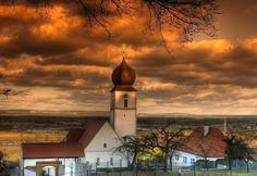 Church of Wiefelsdorf  Germany