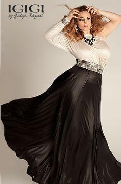 IGIGI--Great website for Full Figured Dresses