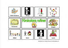 Mariaslekrum Learn Swedish, Swedish Language, Aspergers, Kids Songs, Sign Language, Reggio Emilia, Autism, Kindergarten, Preschool