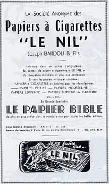 Le Nil Papier à cigarettes Le Nil, Job, Posters, Vintage, Smoking, Cities, Objects, Paper, Poster