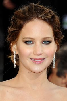 Jennifer Lawrence: Hair Style File