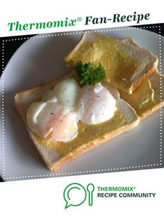 Poached Eggs the easiest way ever by nicnocnac. A Thermomix <sup>®</sup> recipe in the category Basics on www.recipecommunity.com.au, the Thermomix <sup>®</sup> Community.