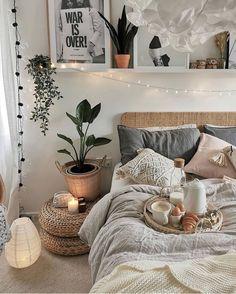 Room Design Bedroom, Room Ideas Bedroom, Kids Room Design, Ikea Bedroom, Bedroom Inspo, Bedroom Furniture, Earthy Bedroom, Decorating Walls In Bedroom, Small Bedroom Inspiration