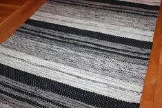 Trasmatta - Fylke (grå) Tear, Loom Weaving, Rugs, Home Decor, Inspiration, Farmhouse Rugs, Weaving, Biblical Inspiration, Loom