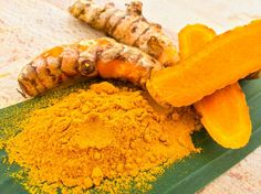 TUMERIC CAN'T DO A THING FOR YOU WITHOUT THESE OTHER FOODS