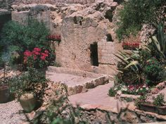 garden tomb jerusalem | ... 福音教會 - Gospel Church In Christ - 以色列圖片 Israel Photos
