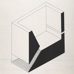 """@camillebbrown on Instagram: """"axonometric drawing for the Monument to the Resistance by Aldo Rossi, 1962 #cbbarchives"""" Architecture Models, Architecture Drawings, Architecture Details, Axonometric Drawing, Aldo Rossi, Moma, Aesthetics, Diagram, Illustration"""