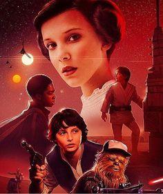 Stranger Things like Star Wars