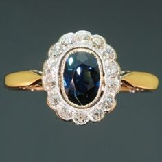 Antique wedding rings are one of our favorite types of unique rings. Crafted with a high attention to detail and plenty of love, there are plenty of antique rings waiting to be enjoyed. And to be sure that your antique rings are authentic, you can find a ton of tips and need-to-know info before you buy on our Antique Wedding Rings pages.
