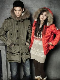 Kim Ji Won and Sung Joon Clride.n