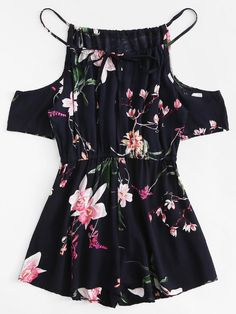 a290f05bed Bib Pocket Front Overall Dress -SheIn(Sheinside)