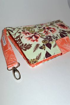Items similar to Diaper clutch / Floral on Etsy Diaper Clutch, Shape And Form, Salmon Color, Abstract Print, Cotton Fabric, My Etsy Shop, Floral Prints, Gifts, Flower Prints
