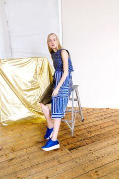 #anniruuth Anni Ruuth Design @anniruuthofficial // Denim in clothing design