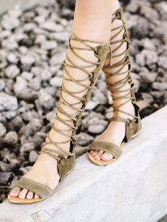 Free People Decibel Tall Sandal at Free People Clothing Boutique