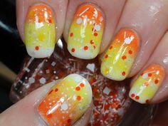 Canadian Nail Fanatic: Halloween Nails